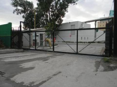 Porti autoportante industriale de la Leontech Electric Srl