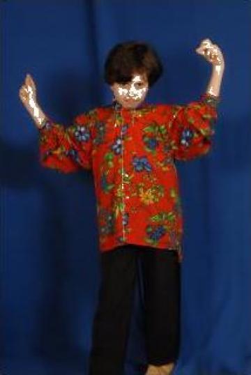 Costum de tigan pt. baieti 0008 de la Costume De Serbare Pompilia Silaescu