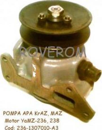 Pompa apa motor YaMZ 236 / 238