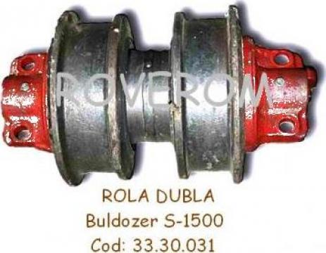 Rola dubla Buldozer S-1500