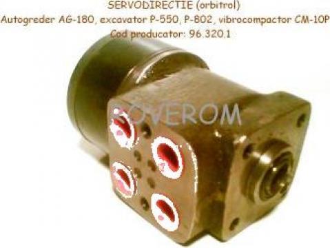 Servodirectie (orbitrol) autogreder AG-180, excavator P-802