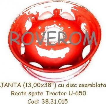"Janta (13.00x38"") roata spate U650 de la Roverom Srl"