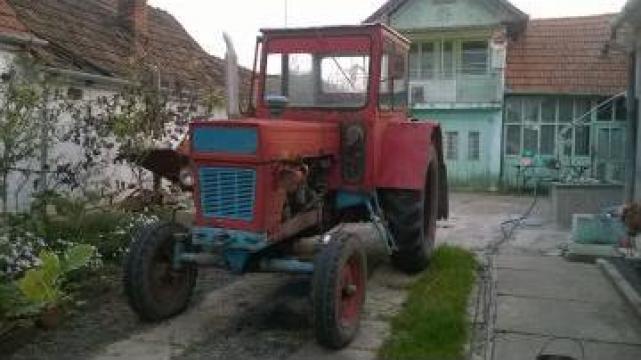 Tractor U650 si utilaje agricole de la