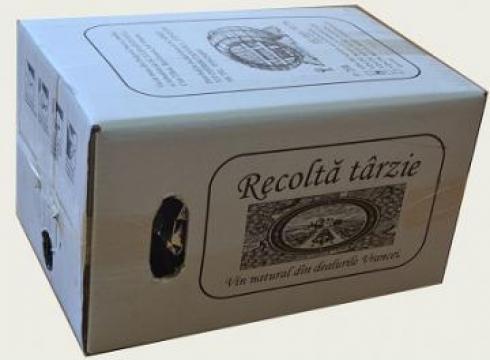 Vin bag in box de la