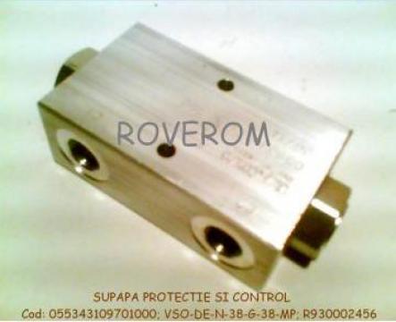 Supapa hidraulica dubla de protectie si control (R930002456) de la Roverom Srl