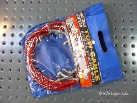 Cablu tractare din otel