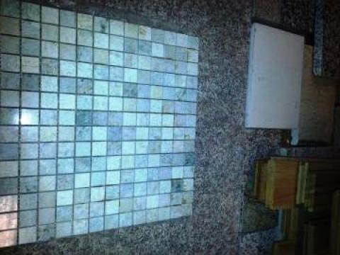Mozaic marmura verde