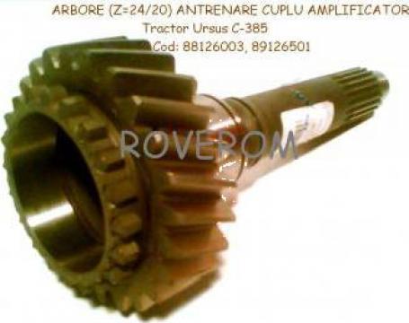 Arbore (Z=24/20) antrenare cuplu amplificator C-385 de la Roverom Srl