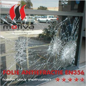 Folie antiefractie si securitate geamuri certificate EN356