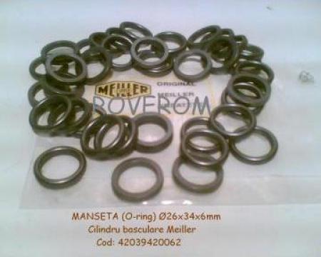 Manseta (26x34x6mm) cilindrii basculare Meiller