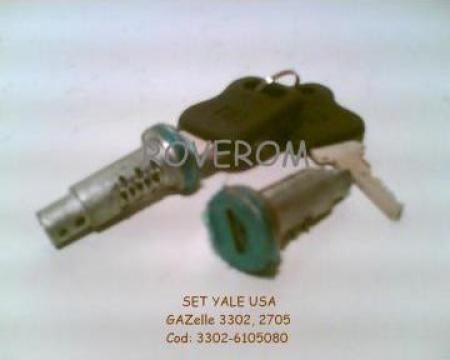 Set yale usa GAZelle 3302, GAZ 2705