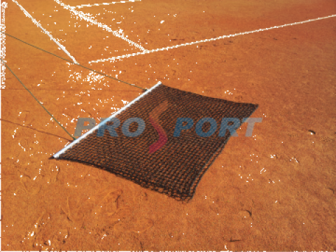 Plasa nivelare teren tenis de la Prosport Srl