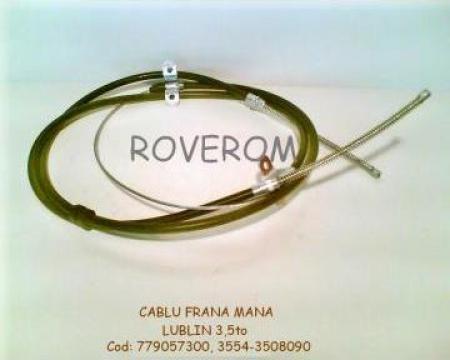Cablu frana mana Lublin 3,5 to
