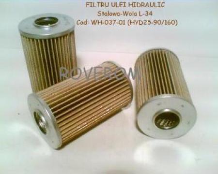 Filtru ulei hidraulic Stalowa-Wola L-34, Komatsu PC-400