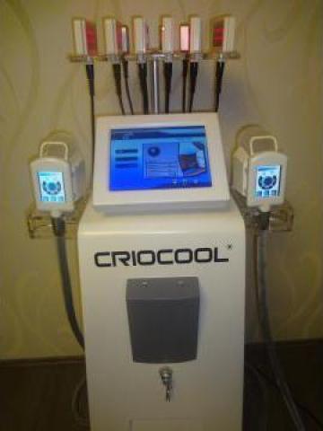 Echipament slabire Criolipoliza Criocool de la Ocean Beauty & Equipment