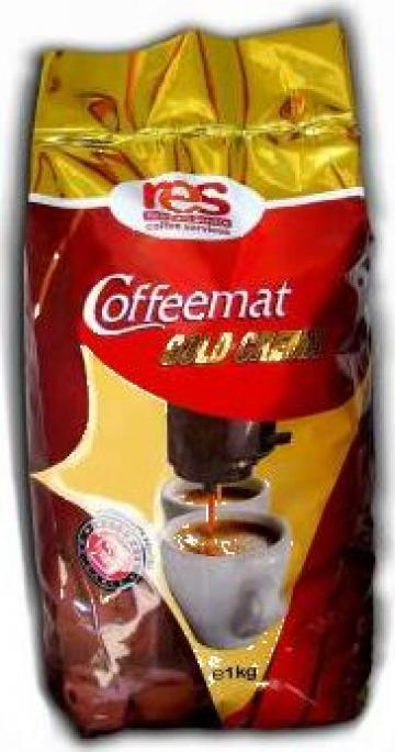 Cafea boabe Coffeemat Gold Crema