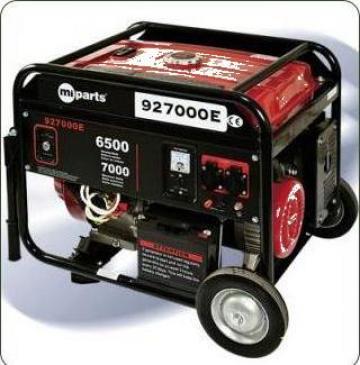 Generator electric GEN7000E de la Sc Agri Tocan Srl