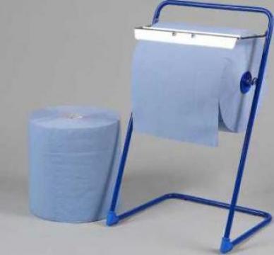 Hartie albastra 3 straturi anti-statica de la Teom Tech Srl