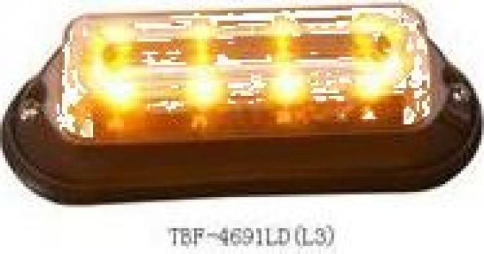 Rampa luminoasa LED - 12V de la Zimber Tools