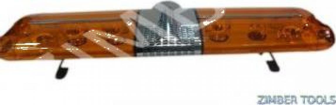 Rampa luminoasa - rampa girofar - 24V 120-31-19 de la Zimber Tools