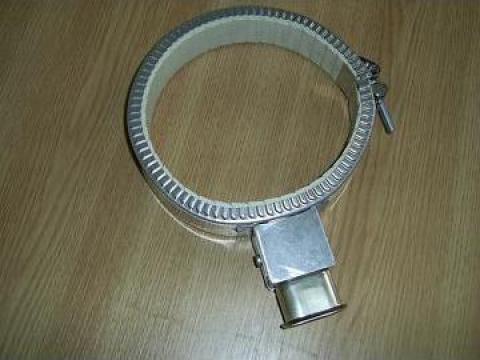Rezistente de incalzit sub forma de banda sau colier