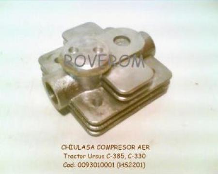 Chiulasa compresor aer tractor Ursus C-330, C-385