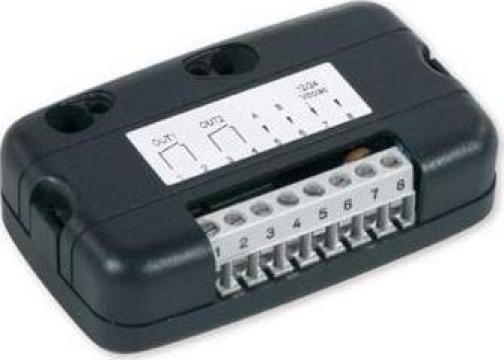 Receptor radio Telcoma 2 canale 433 MHz Tango RB2