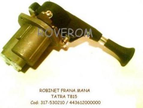Robinet frana mana Tatra T815, DAF, IVECO, MAN (4 cai)