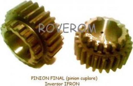 Pinion final (pinion cuplare) inversor Ifron de la Roverom Srl