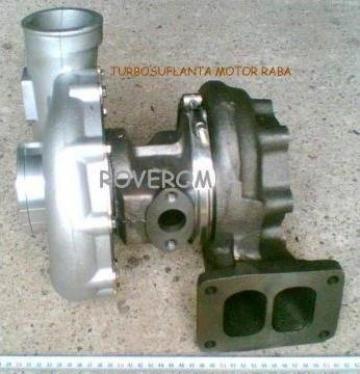 Turbosuflanta motor Raba (motor D2156)