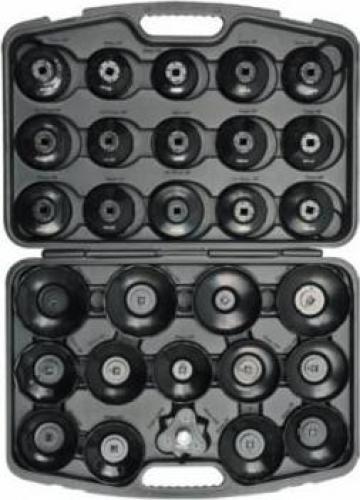 Set capace filtre ulei