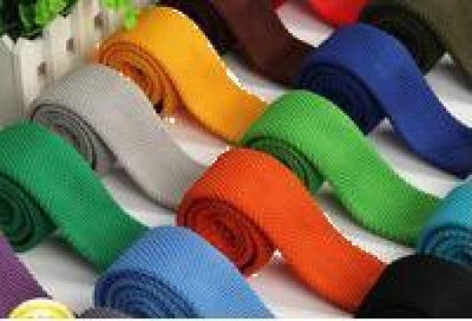 Cravata unisex colorata