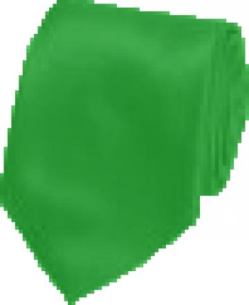 Cravata verde iarba