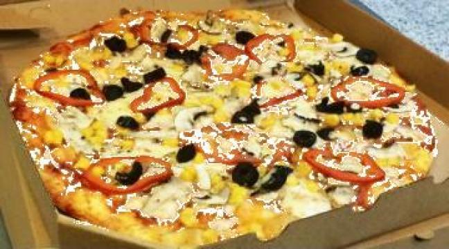 Pizza Vegetariana de la Pizza Bella