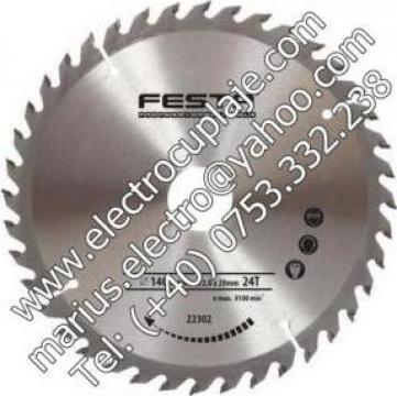 Panza circulara 180 x 20 mm 50Z de la Electrofrane