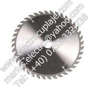 Panza circulara 600 X 30 mm 60Z de la Electrofrane