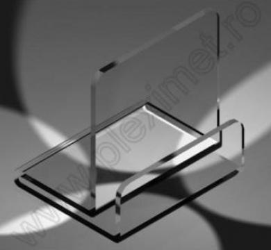 Suport expunere carti/albume SPC 5.5.1 de la Sc Plexi-Met Srl