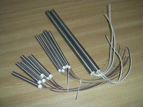 Rezistente cartus cu termocuplu diam. 6,5 x 60 mm de la Tehnocom Liv Rezistente Electrice, Etansari Mecanice