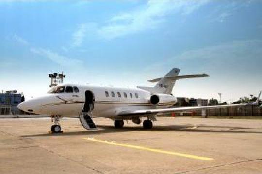 Zboruri Charter VIP de la Interaviation Charter