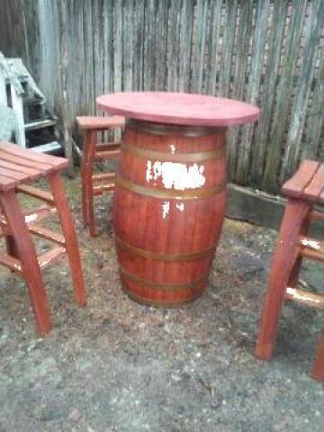 Masa si scaune pentru gradina de la