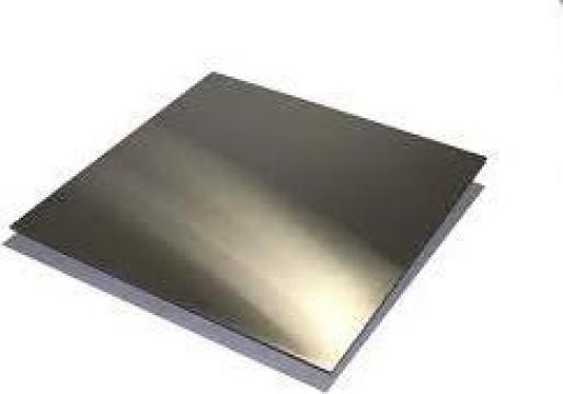 Tabla inox alimentar de la Metal DM Automotive Srl