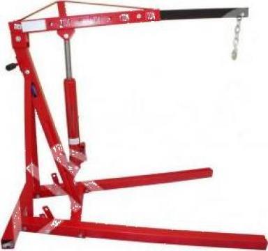 Macara hidraulica girafa - 1 tone de la Zimber Tools