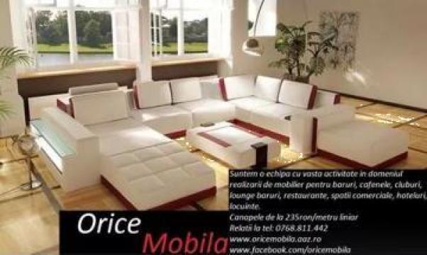 Canapele living pe comanda slobozia sc furniture and for Canapele extensibile de o persoana