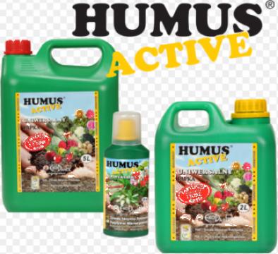 Ingrasamant natural Humus active / biohumus - 100%