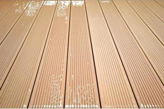 Parchet exterior Deck WPC de la Alma Parchet