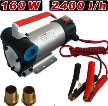 Pompa transfer motorina 12-24v/160w de la Trolii-auto.ro