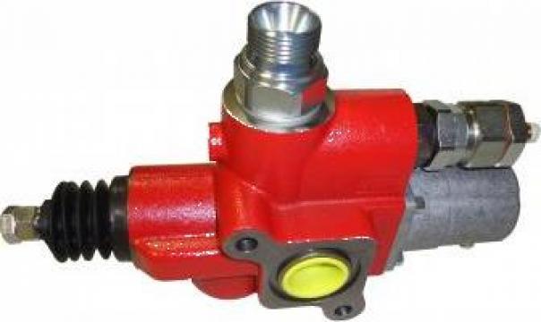 Distribuitor basculare 180 litri de la Echipamente Hidraulice Srl
