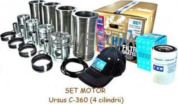 Set reparatie motor Zetor 3011, 4611, Ursus C-360 (d=95mm)