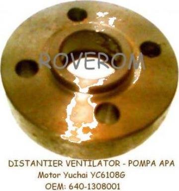 Distantier ventilator - pompa apa Yuchai YC6108G
