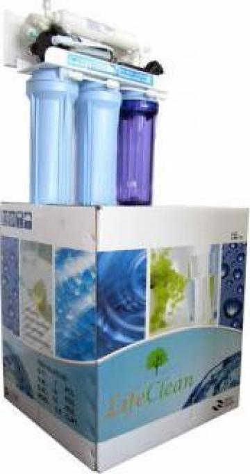 Filtru apa cu osmoza inversa rezidential de la LifeCleaner